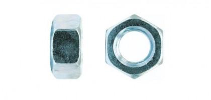PORCA SEXTAVADA DIN 934 M-3 A M-5 INOX A2 (CAIXA DE 1000)